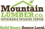Mountain Lumber Sponsor Logo