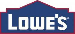 Lowe's Sponsor Logo